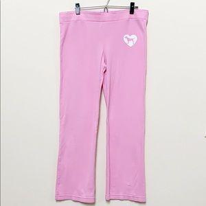 Victoria's Secret Pink Sweatpants Size Medium